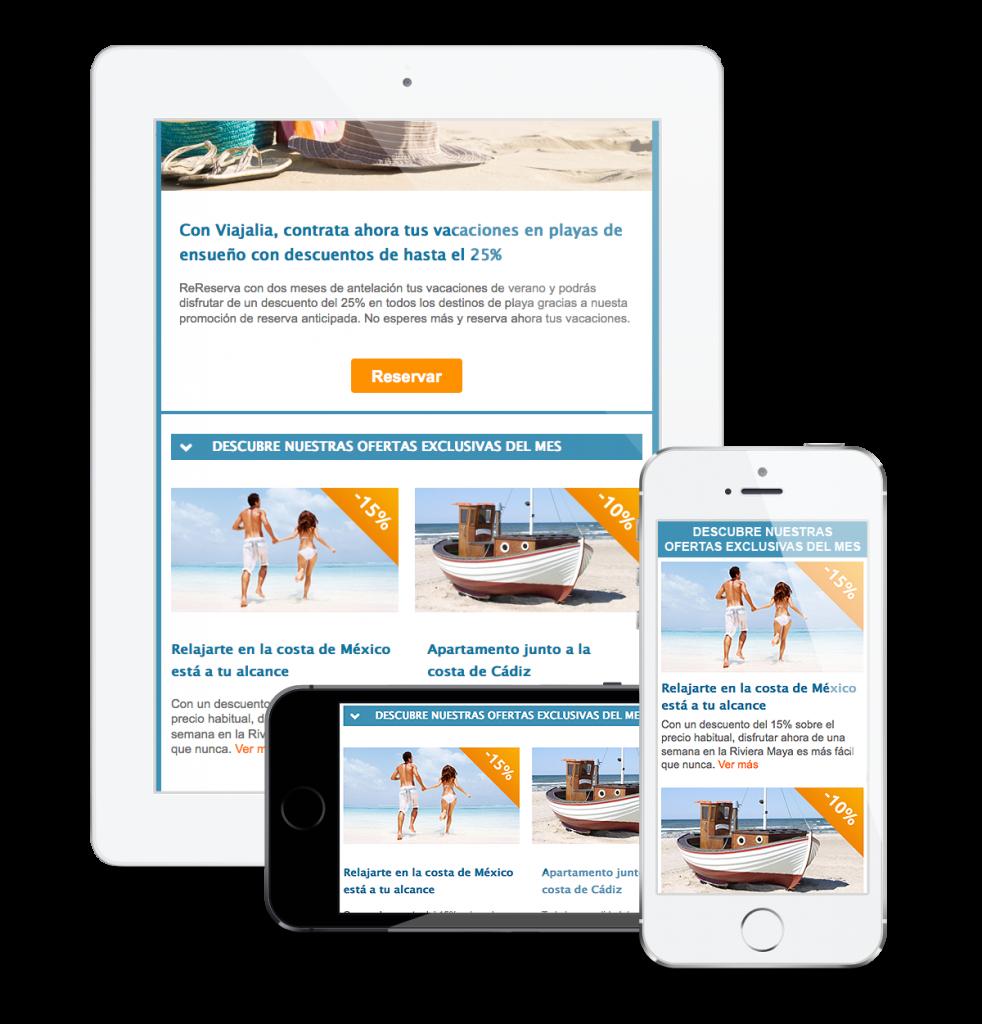 Plantillas para Email Marketing profesionales | Guía rápida