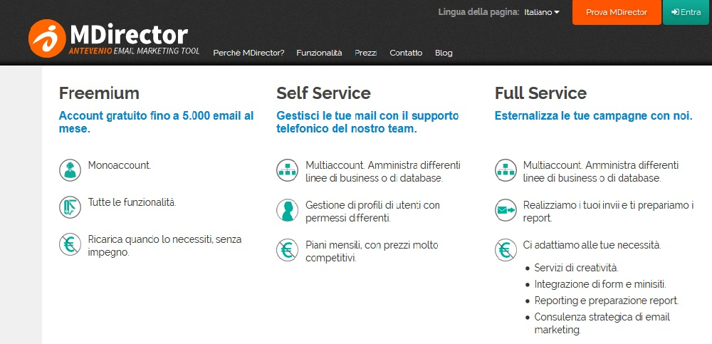 piattaforma di email marketing