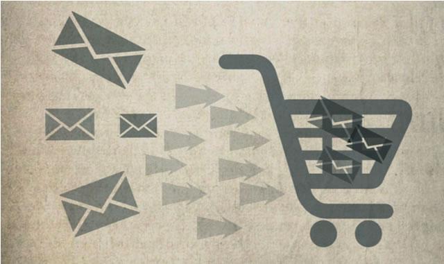 email marketing para recuperar carritos de compra abandonados