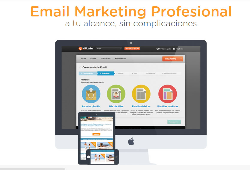 MDirector-emailing-profesional