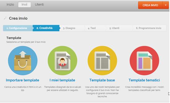 Image come scegliere un template e creare una newsletter d'impatto