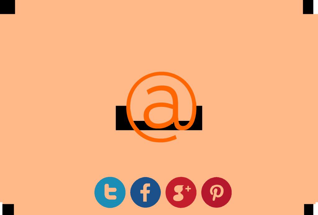 redes sociales en una campaña de email marketing
