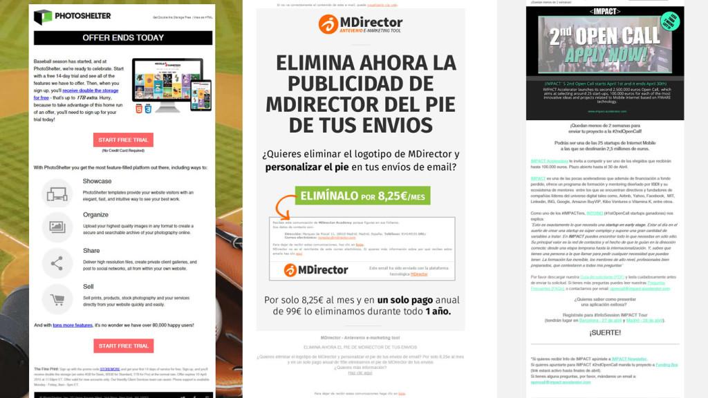 newsletters que convierten