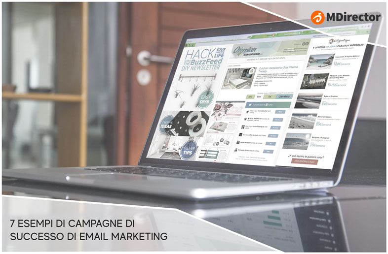 campagne successo email marketing