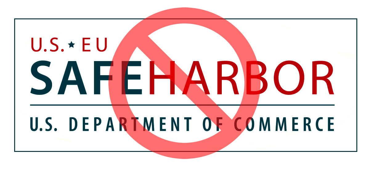 Cancelación de Safe Harbor
