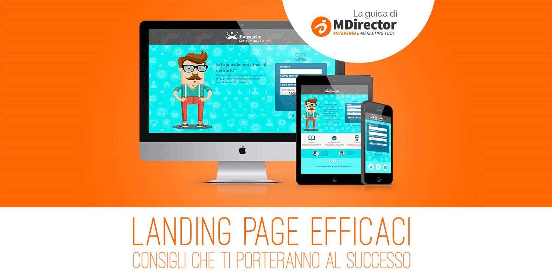 Whitepaper-Landing Pages efficaci