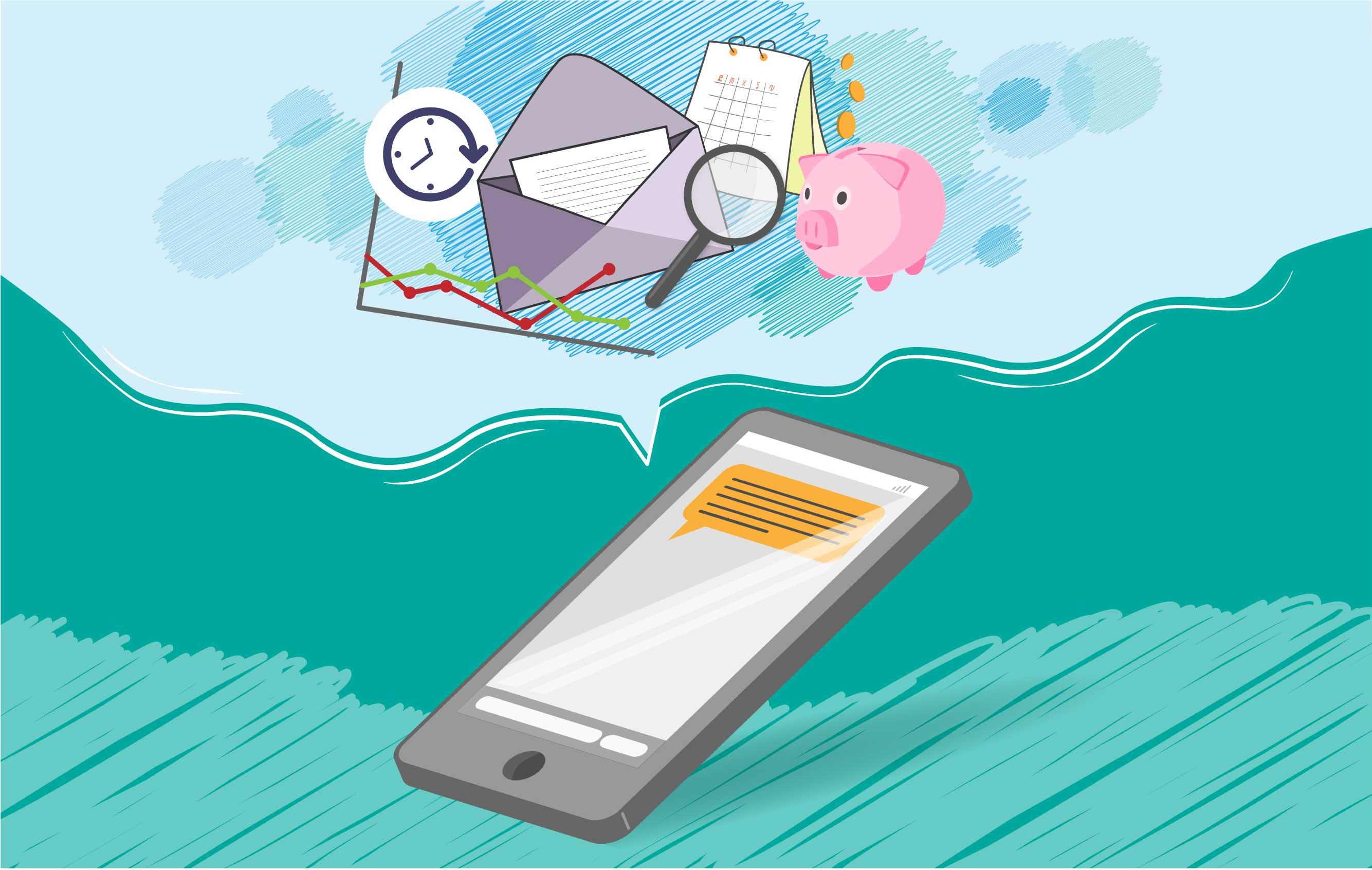 11 estadísticas de sms marketing que impresionan
