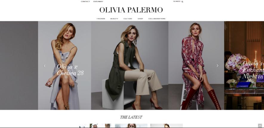 blogueras de moda: Olivia Palermo