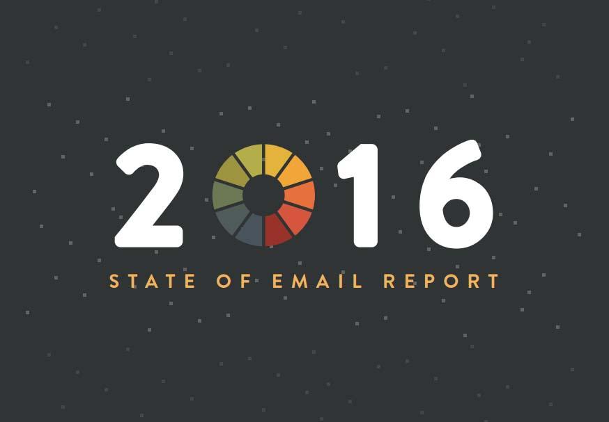 Informe Litmus que identifica el email marketing en 2016