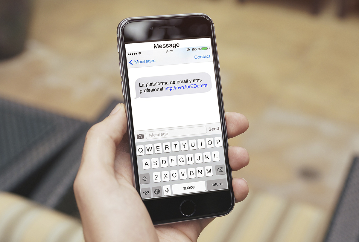 ventajas del sms marketing: no requieren internet
