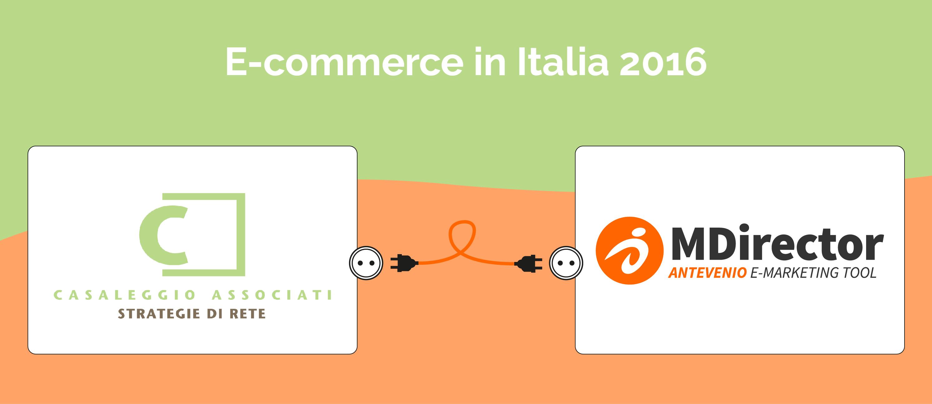 MDirector sponsor ufficiali del convegno E-commerce in Italia