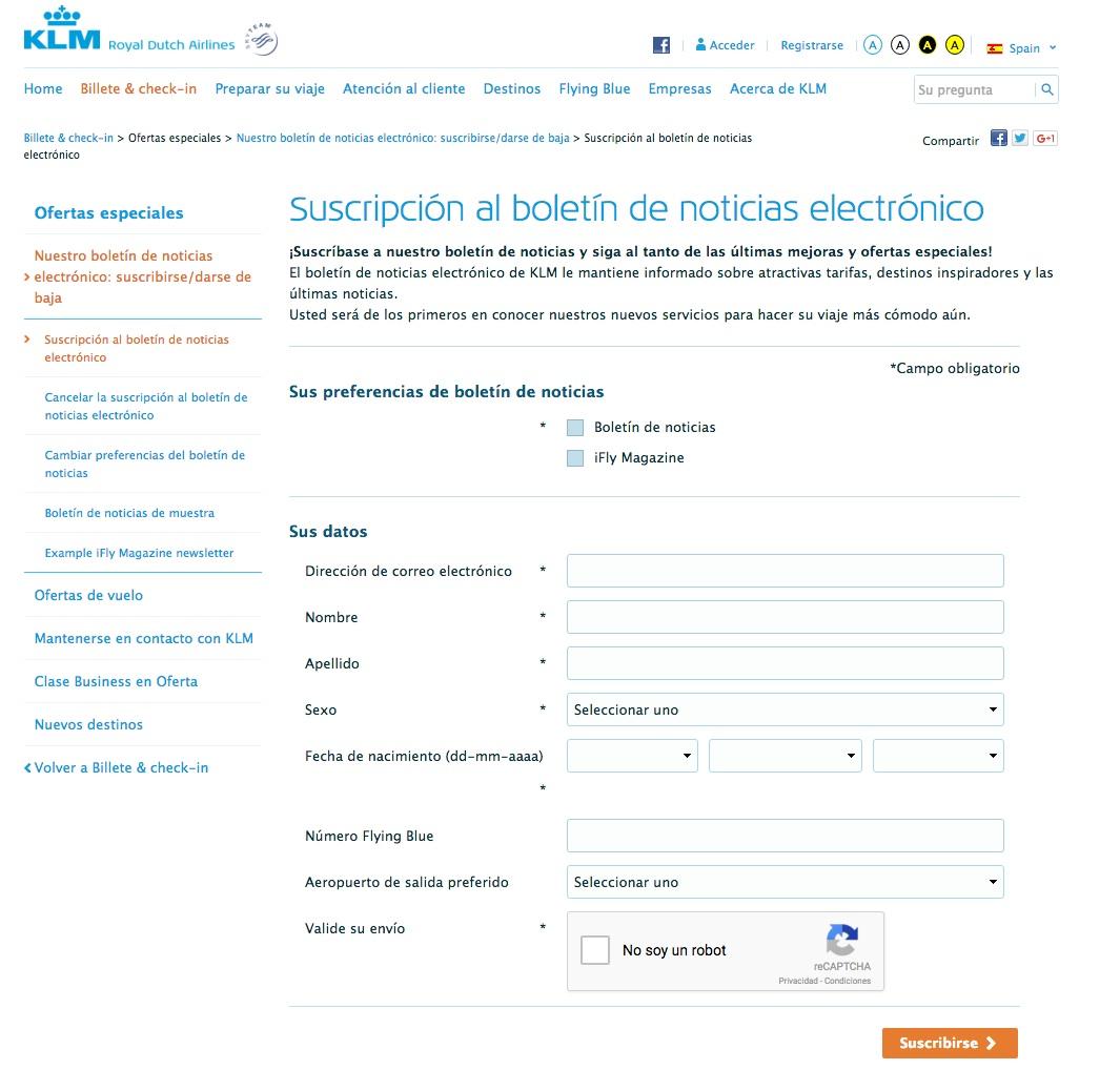 Tips B Sicos Para Un Formulario De Registro Insuperable Gu A