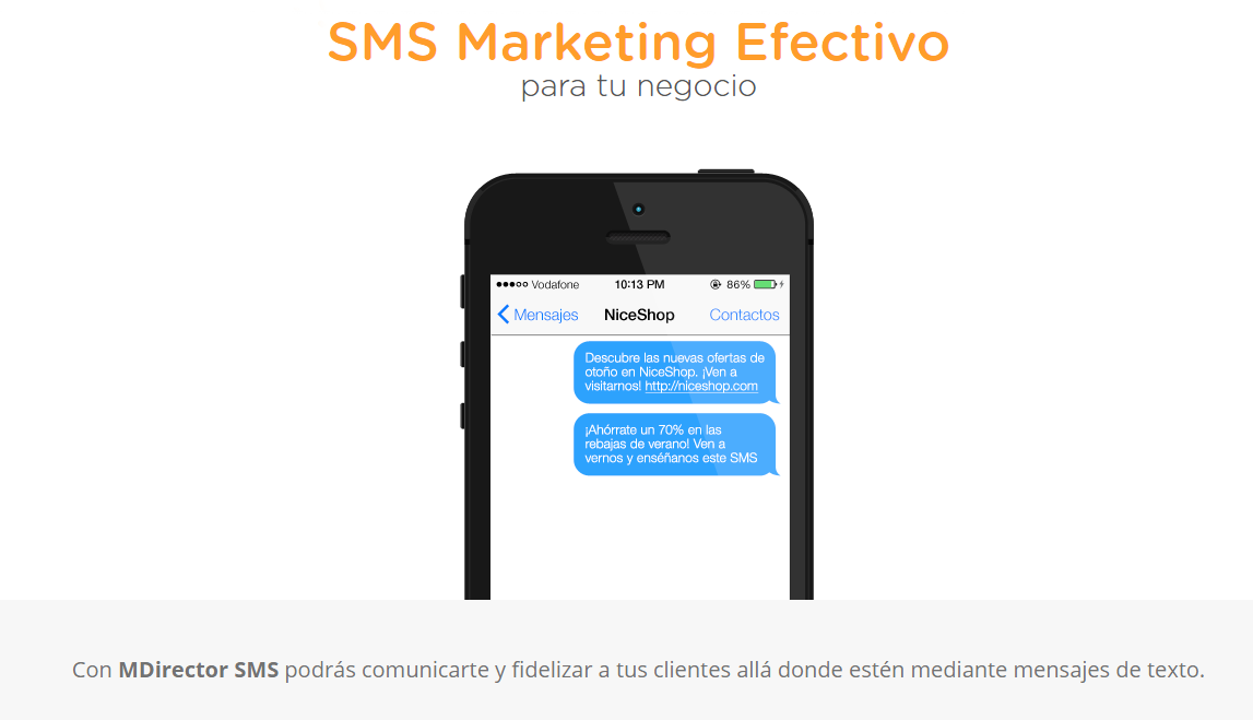 ventajas del sms marketing para tu negocio