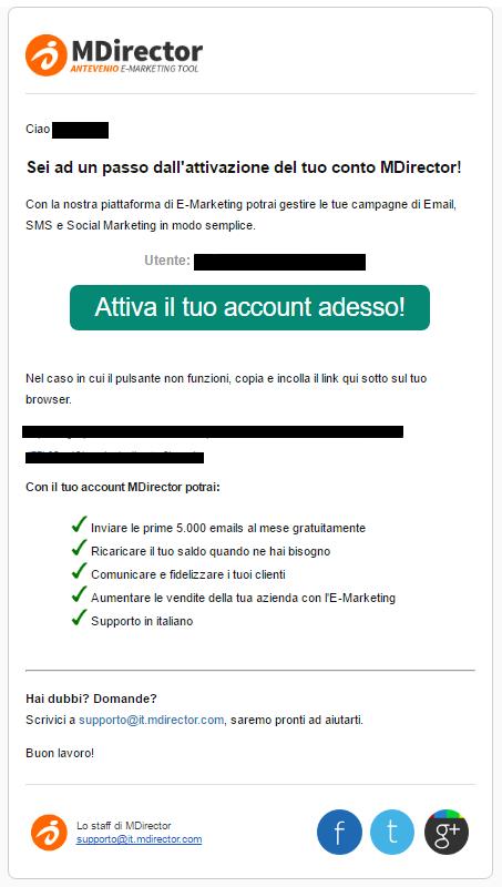 """10 esempi """"fail and win"""" di email di conferma: MDirector"""