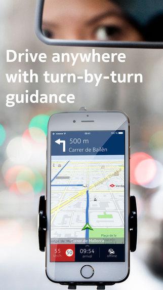 apps que van a triunfar en 2016: here maps