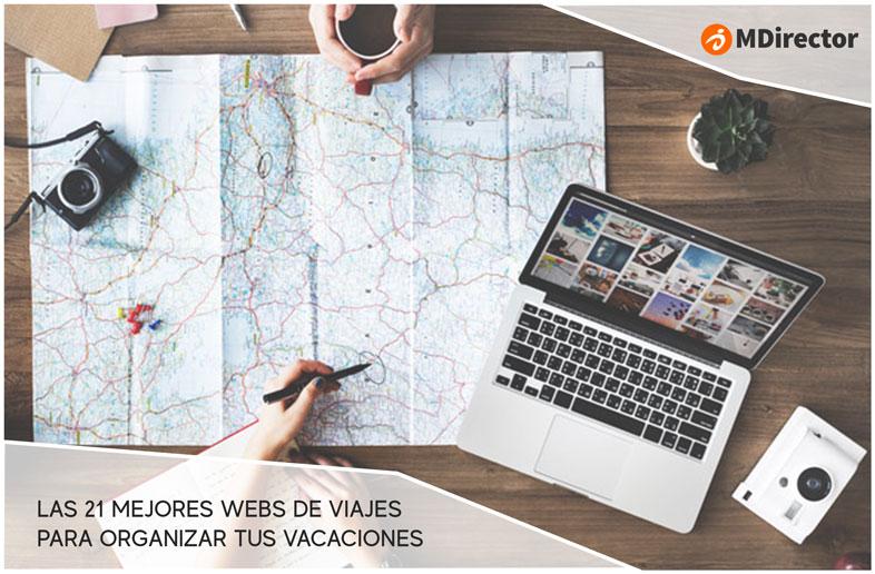 las mejores webs de viajes
