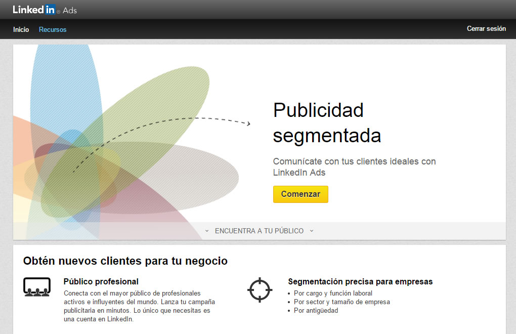 marketing digital para emprendedores: linkedin-ads