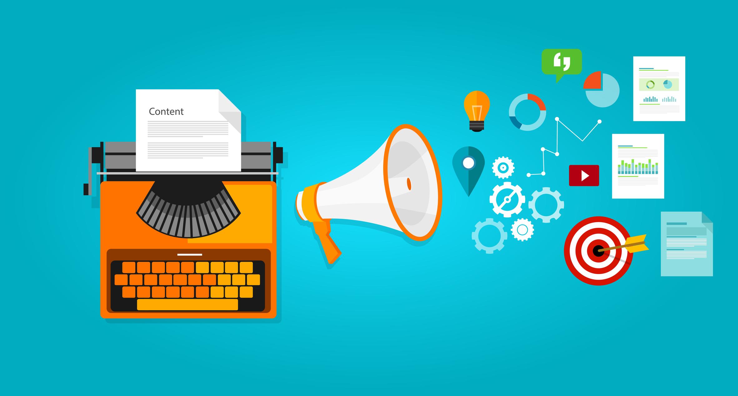 Tácticas para hacer crecer tu estrategia de marketing de contenido