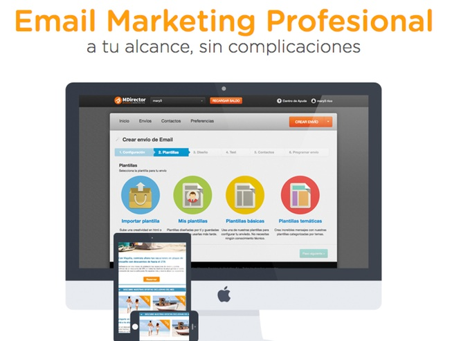 8 trucos de growth hacking: Email Marketing