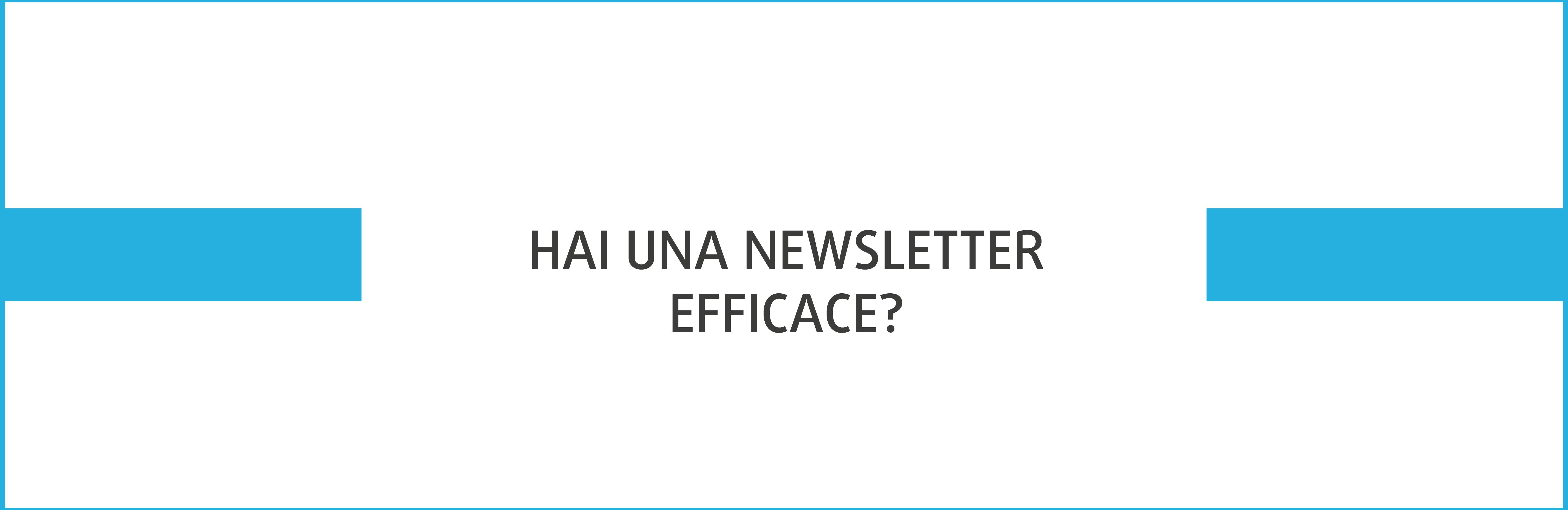 Ado Come creare una newsletter accattivante