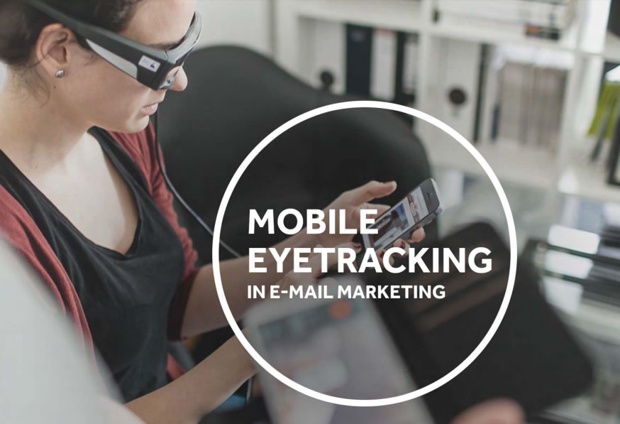 mobile eye tracking en emails