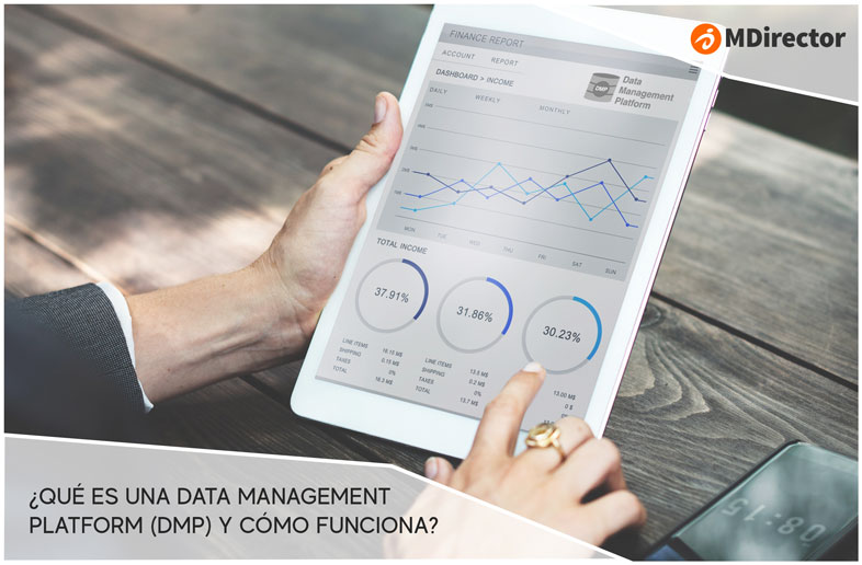 que es data management platform