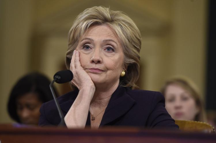 errores de marketing de Hillary Clinton