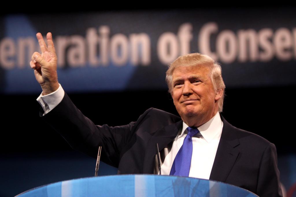 estrategias de marketing de Donald Trump