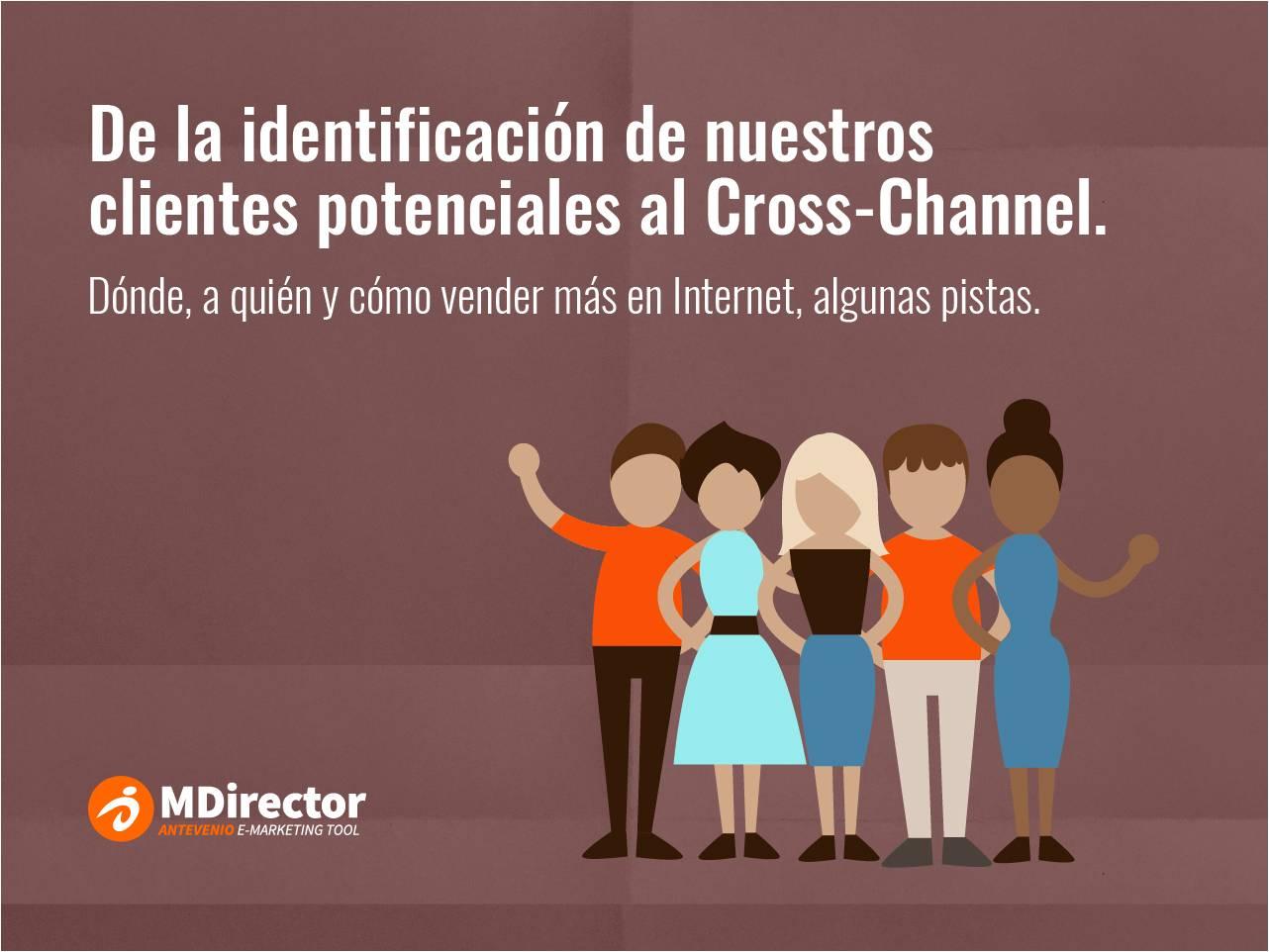 Cross-Channel Marketing by MDirector