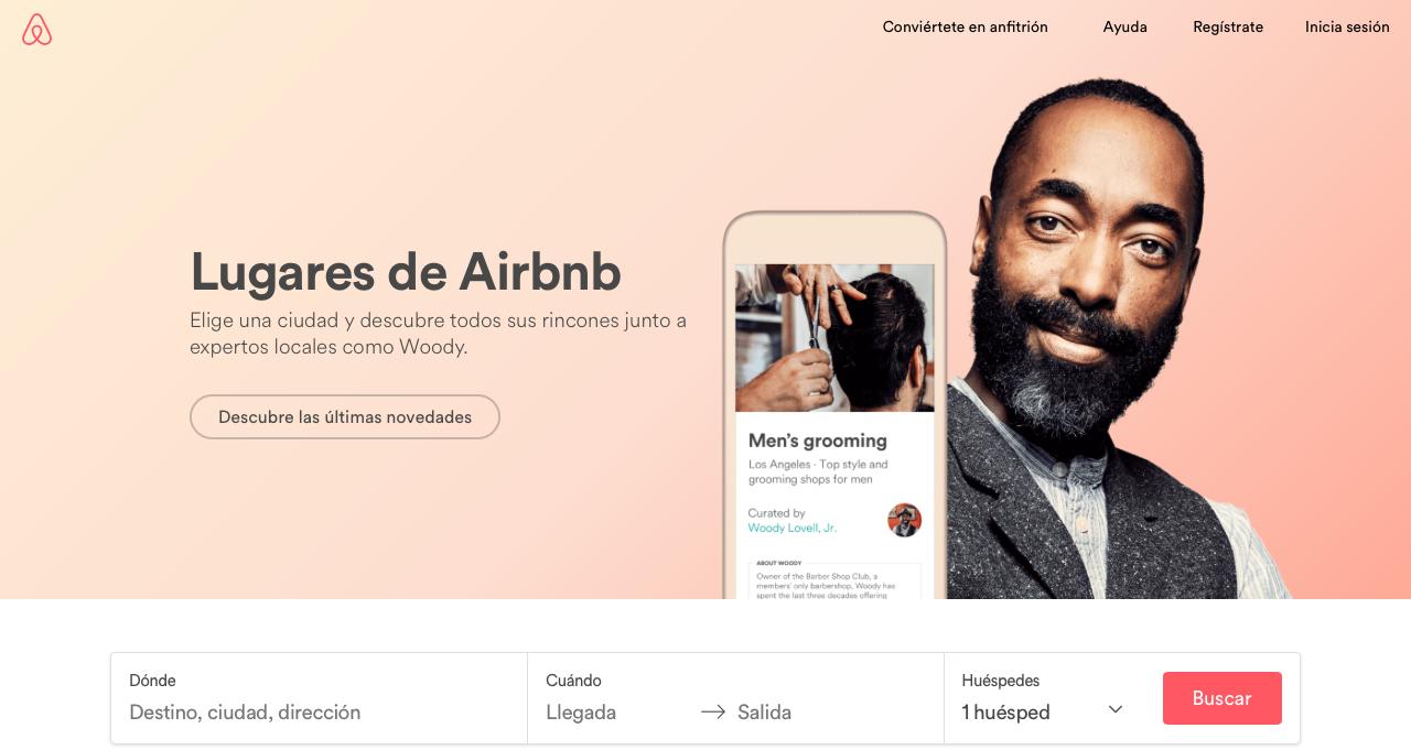 economía colaborativa: AirBnB