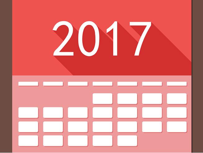 calendario para marketing en 2017