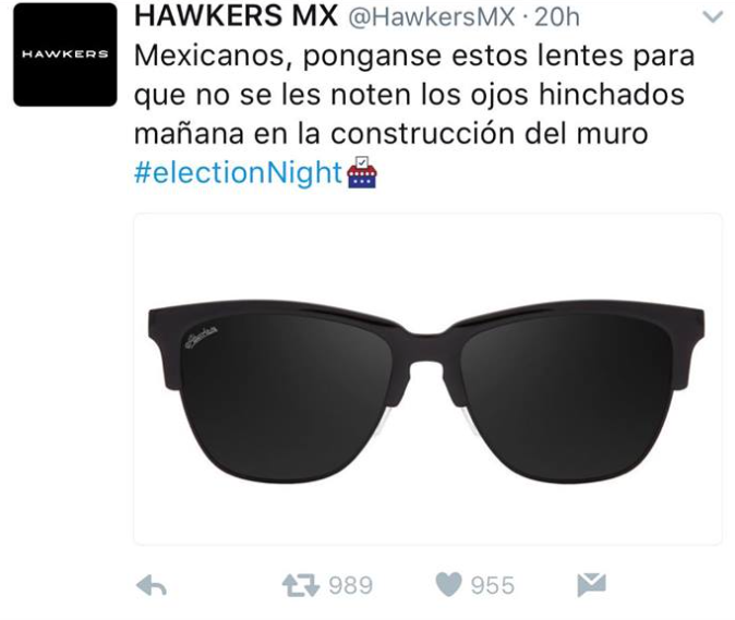 tragedias sobre marketing digital en 2016: Hawkers