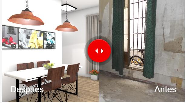 infografías 3D para marketing inmobiliario