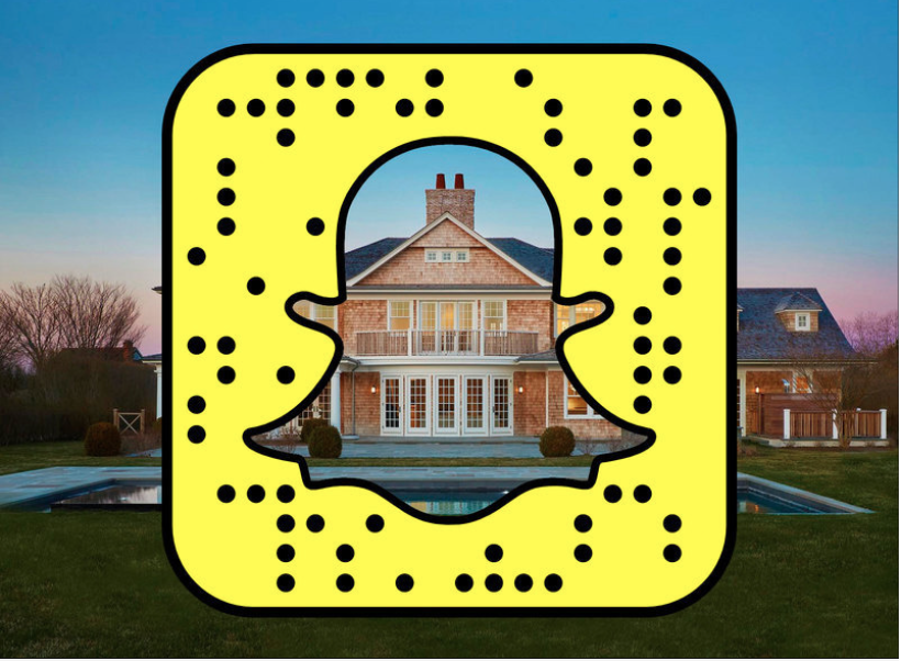 marketing inmobiliario en 2017: Snapchat