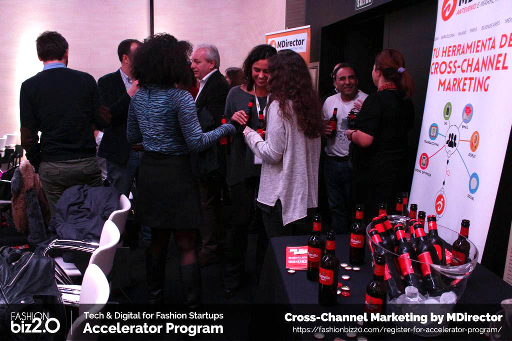 networking Cross-Channel Marketing by MDirector