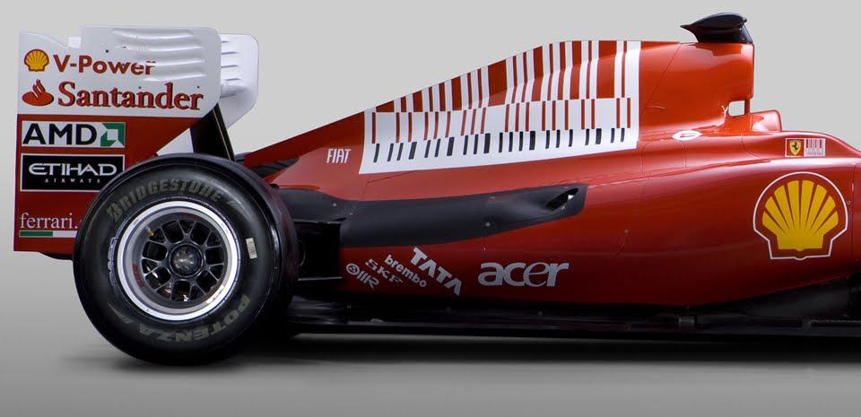 marketing con mensaje subliminal: Marlboro - Ferrari