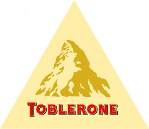 marketing con mensaje subliminal: Toblerone