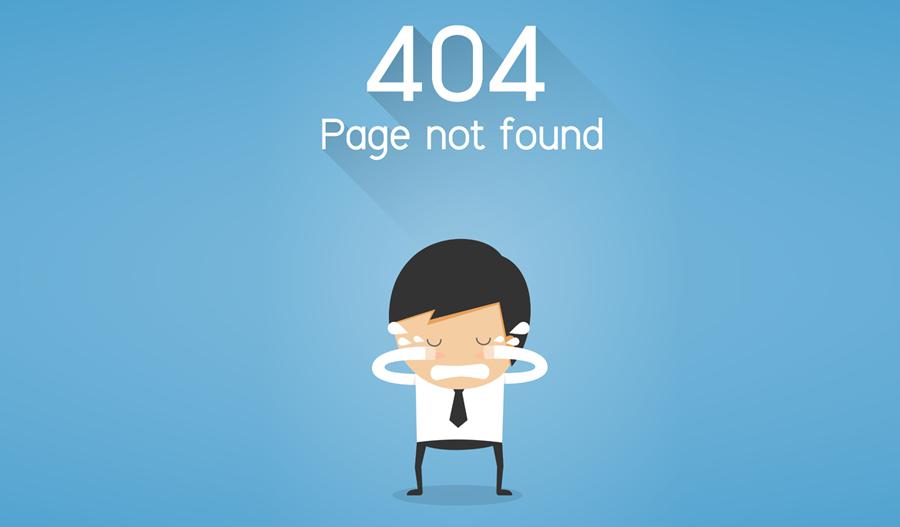 evitar el error 404 para vender el stock en las rebajas