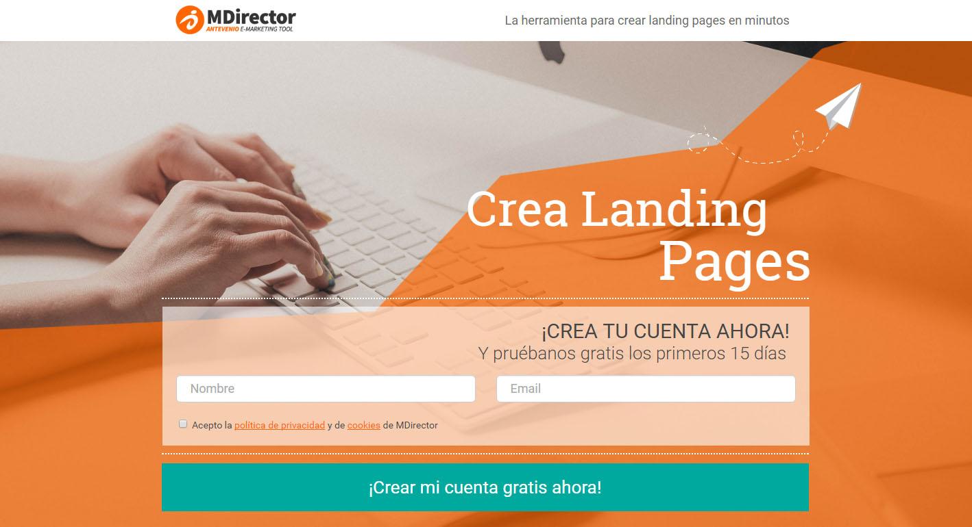 pasos para una landing page perfecta