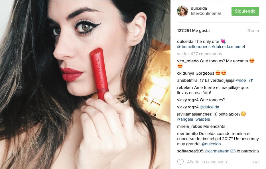 tipos de publicidad online : Instagram