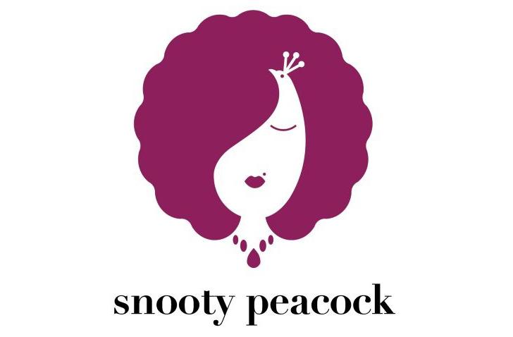 marketing con mensaje subliminal: Snooty Peackok