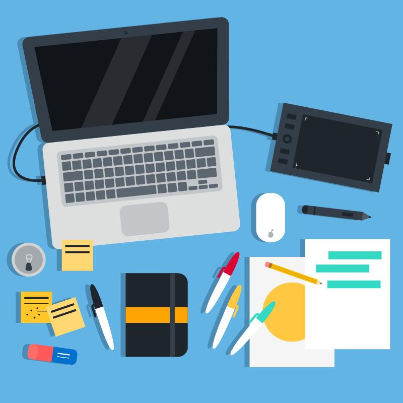 tendencias de diseño para la comunicación online