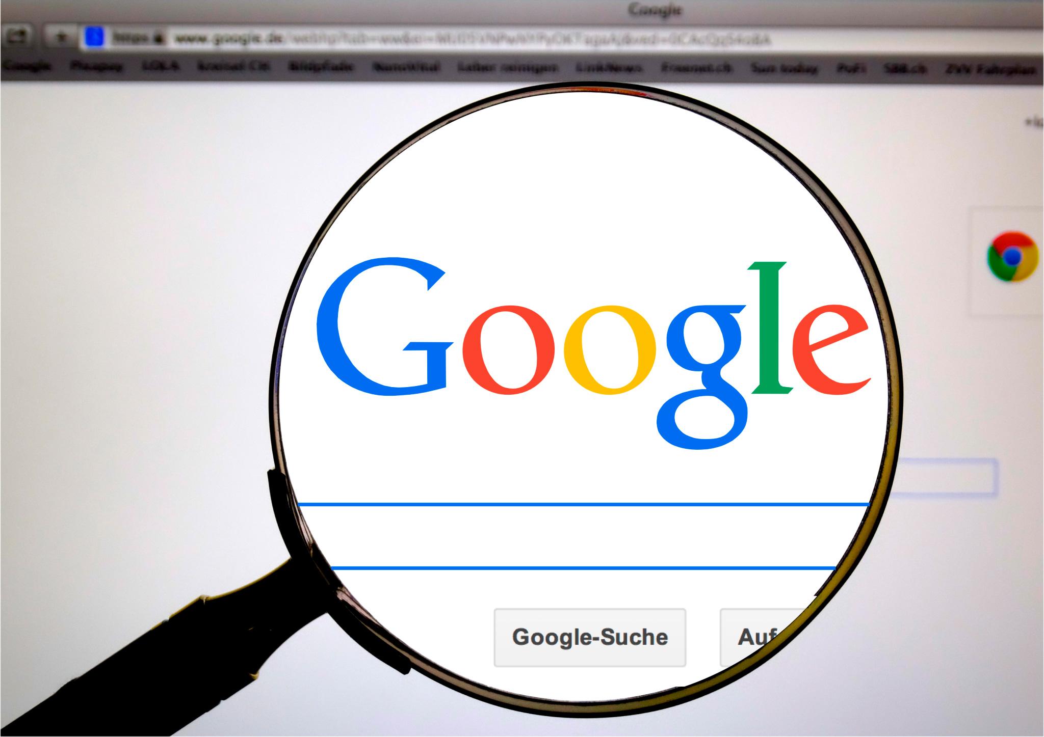 marcas con mayor notoriedad: Google