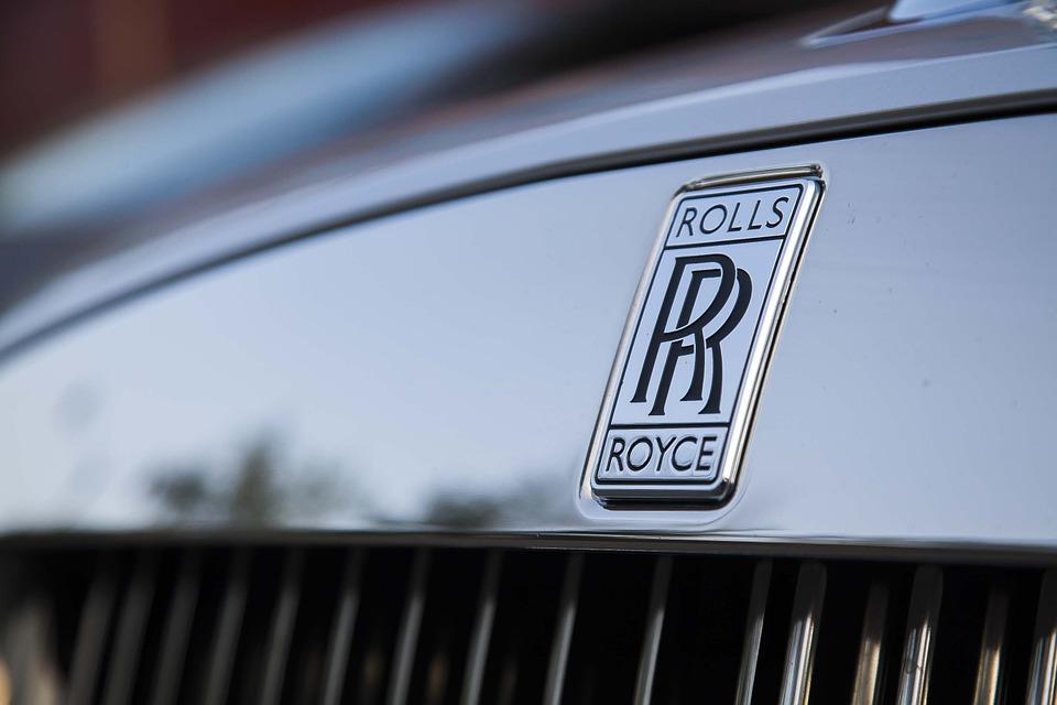 marcas con mayor notoriedad: Rolls Royce