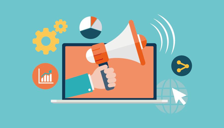 estrategias de comunicación online