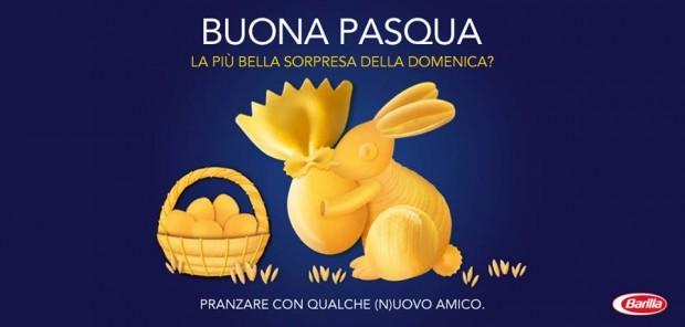 Strategie di marketing per la Pasqua: Barilla