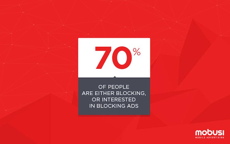 cómo evitar el aumento de uso de Ad Blockers