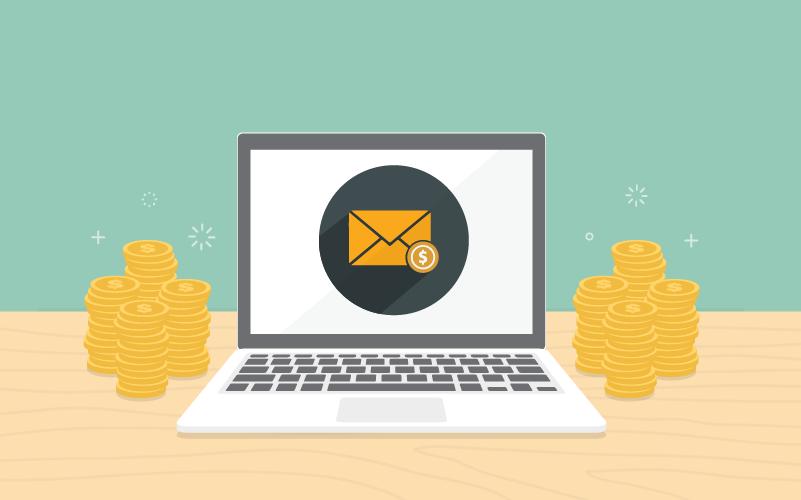 misurare le vendite generate via mail