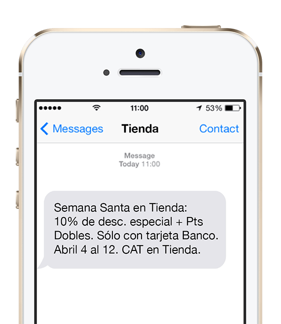 planificar tu estrategia digital para Semana Santa: sms marketing