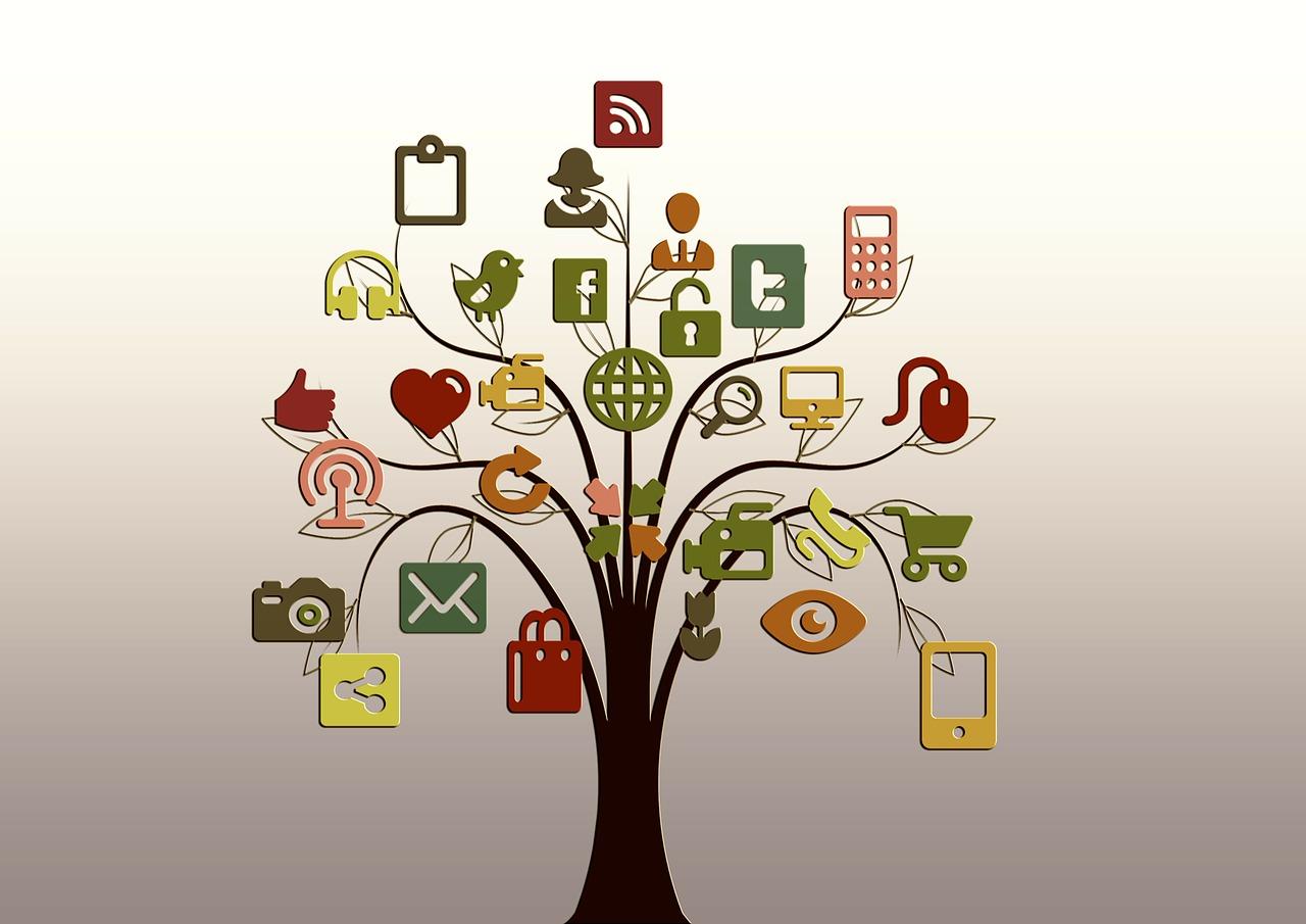 estrategias de comunicación online: redes sociales